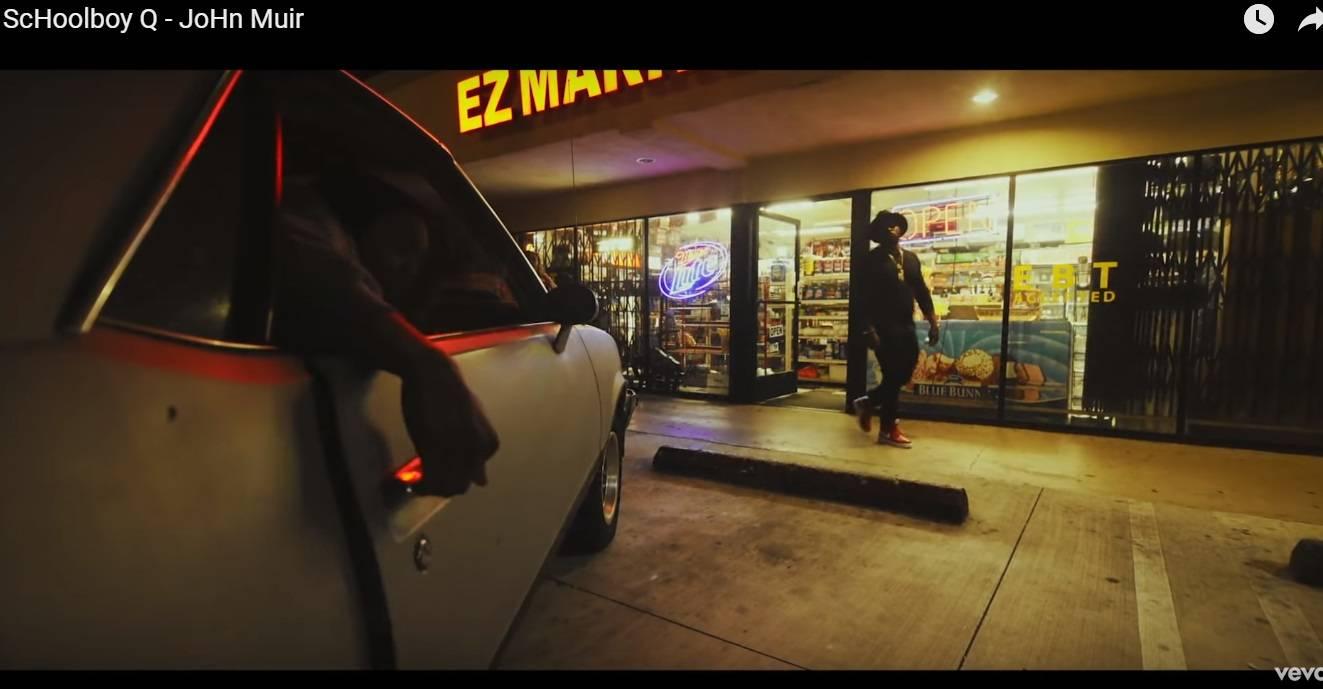 лос-анджелес, schoolboy q, фотографии, места, банды, панорамы, занимательно, авторский пост