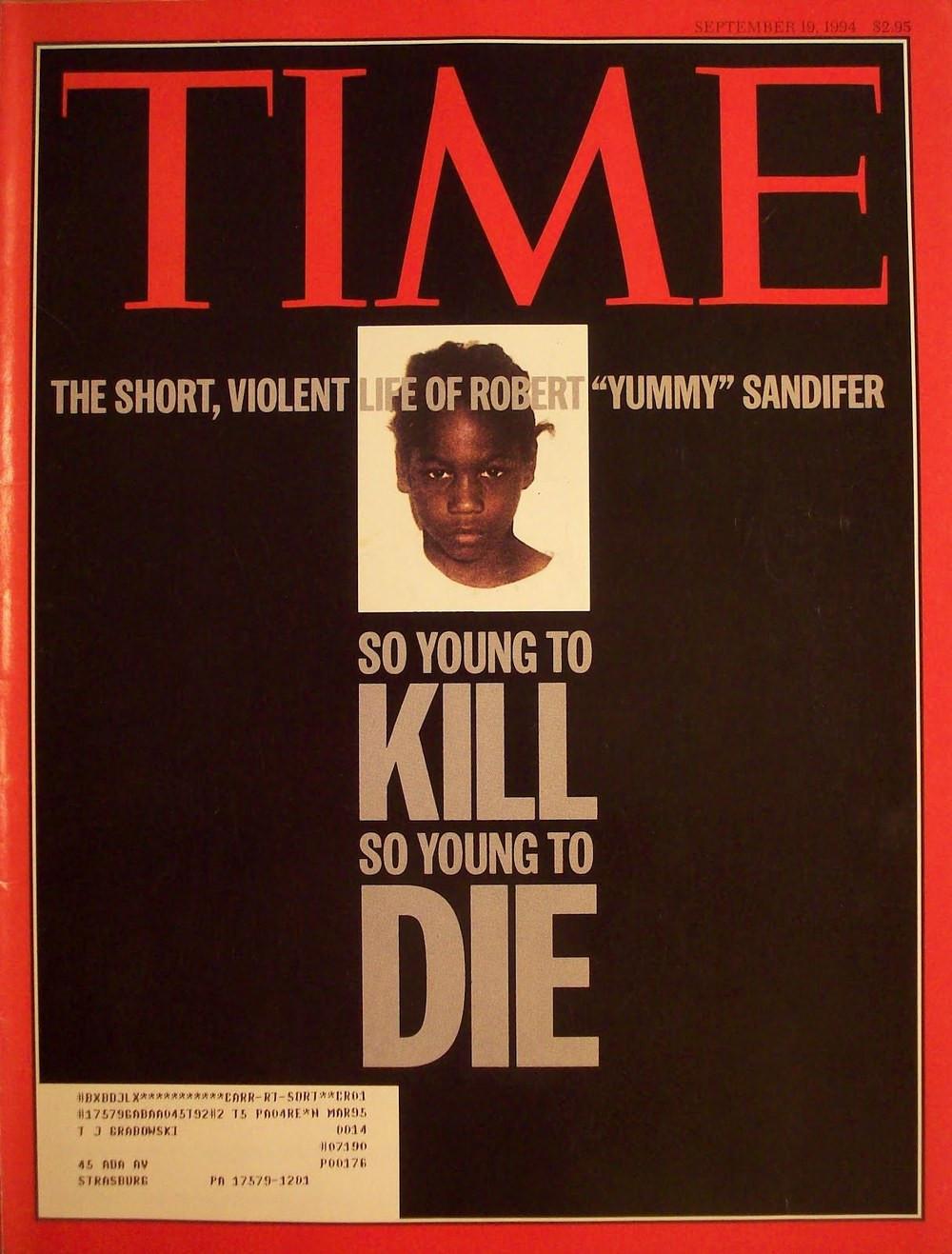 роберт сандифер, преступления, убийство, чикаго, банды, авторский пост